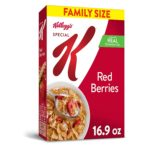 Special K Breakfast Cereal Red Berries, Family Size Only $2.89!