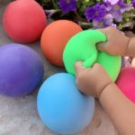 "4"" Squish Stretch Gummi Ball Only $8.99 Shipped!"