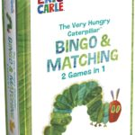 The Very Hungry Caterpillar Matching & Bingo Card Game Tin Only $9.56!