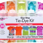 Tulip One-Step Tie-Dye Kit Only $16.36!