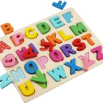 Wooden Alphabet Puzzle Only $6.99!
