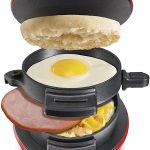 Hamilton Beach Breakfast Sandwich Maker Only $24.99!
