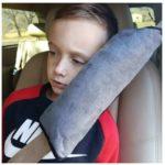 Seat Belt Headrest Support Pillow Only $7.99!