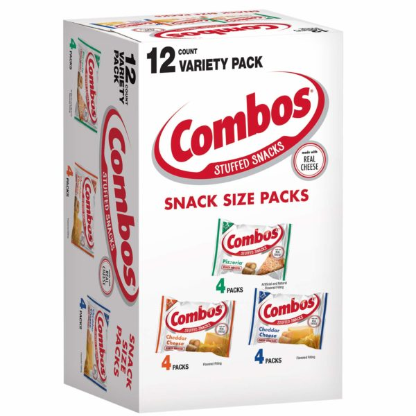 Combos Baked Snacks Variety Pack