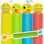 Emoji Water Blasters 4-Pack as low as $6.75!