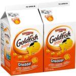 Pepperidge Farm Goldfish 30 oz. Carton 2-Pack Only $7.79 - $3.90 per Carton!