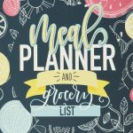 52-Week Meal Planner & Grocery List Only $5.99!