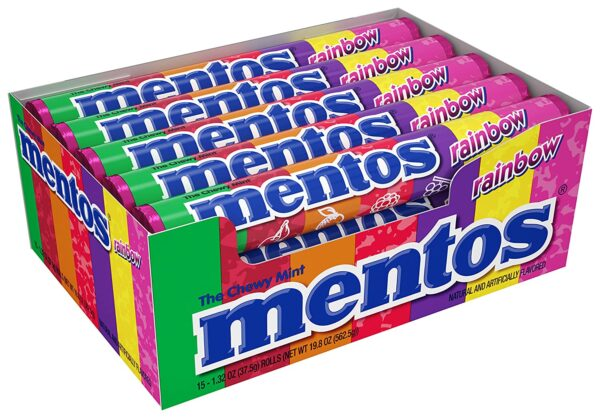 Mentos Chewy Candy