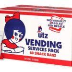 Utz Potato Chips Original 60-Count Box as low as $11.87!