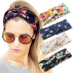 Women's Criss Cross Head Wrap 4-Pack Only $9.89!