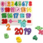 Wooden Number Puzzle Only $6.99!