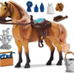Blue Ribbon Champions Deluxe Toy Horse Only $8.99 (Reg. $18)!