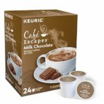 Cafe Escapes Milk Chocolate Hot Chocolate K-Cups as low as $0.27 per cup!!