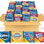 Cookie Variety Pack with 56 Snack Packs only $9.95!