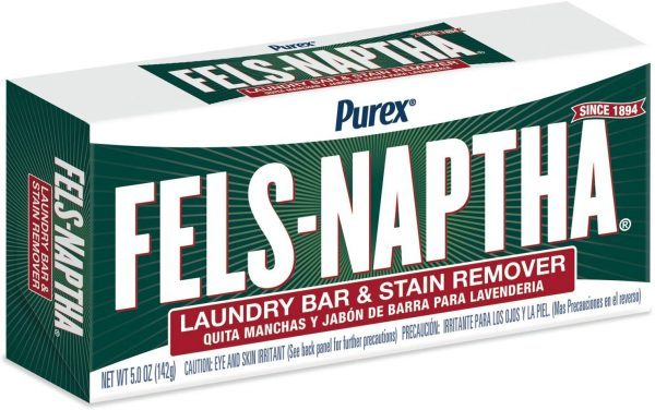 Fels Naptha Laundry Bar and Stain Remover
