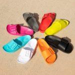 Fiji Buckle Slide Sandals - $15.99 Shipped!