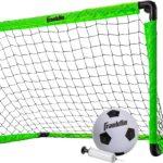 Franklin Sports Kids Mini Soccer Goal Set Only $16.99!