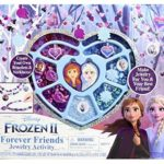 Disney Frozen Forever Friends Jewelry Activity Playset Only $7.49! (reg $14.99)