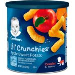 Gerber Graduates Lil' Crunchies Pack of 6 as low as $8.39 Shipped! ($1.40 Each)