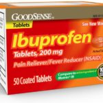 GoodSense Ibuprofen Tablets 50-Count Only $1.67!