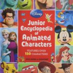Junior Encyclopedia of Animated Characters Only $5.35 (Reg. $13)!