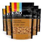 KIND Healthy Grains Clusters, Pack of 6 as low as $2.96 per Bag!