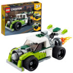 LEGO Creator 3in1 Rocket Truck Building Kit Only $13.49!