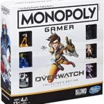 Monopoly Gamer Overwatch Collector's Edition Board Game Only $9.99!