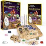 National Geographic Mega Gemstone Dig Kit Only $19.99!