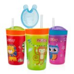 Nuby Snack N' Sip Snack and Drink Cup Only $5.99!