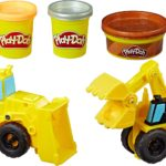 Play-Doh Wheels Excavator & Loader Toy Only $4.99!