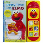 Potty Time with Elmo Book Only $5!! Lowest Price!