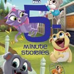 Puppy Dog Pals 5-Minute Stories Only $4.87!