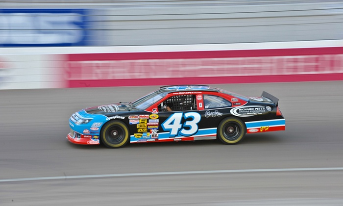 Richard Petty Driving Experience as low as $60!