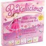 The Pinkalicious Take-Along Storybook Set Only $4.67!