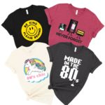 Throwback to the 80s Tees Only $11.99 Shipped!