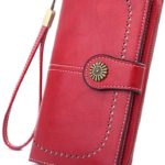 Soft Leather Wallet Only $9.99! (reg. $26.99)