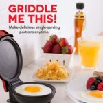 Dash Mini Maker Electric Round Griddle as low as $9.99!