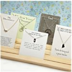 Inspirational Necklace & Card - $3.79 + BOGO FREE!