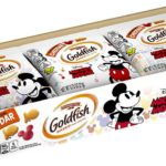 Pepperidge Farm Goldfish Special Edition Mickey Mouse Crackers 9-Count Only $3.74!