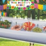 Inflatable Salad Bar Only $8.95 - A Must-Have for Summer Get-Togethers!