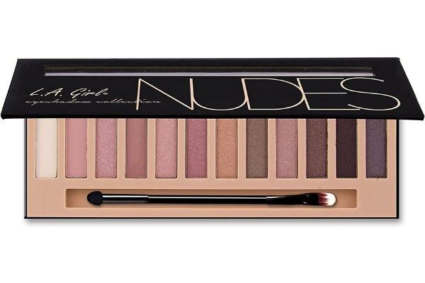 L.A. Girl Nudes Eye Shadow Palette