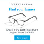 Warby Parker - Try Before You Buy Glasses Frames Shipped to You!