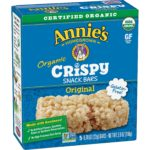 Annie's Organic Crispy Snack Bars, 5 count as low as $2.17!