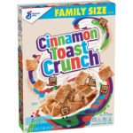 Cinnamon Toast Crunch Cereal, 19.3 oz Only $2.94!