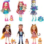 Enchantimals 6 Doll Set Only $23.99! Only $3.99 per Doll!