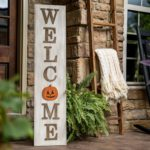 Interchangeable Welcome Sign Kit - $54.99 Shipped!