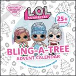 Pre-Order the L.O.L. Surprise! Bling-A-Tree Advent Calendar for $16.86!