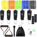 Exercise Resistance Bands Set - 11 pieces Only $9.99!