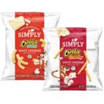 Simply Cheetos Variety Pack, 36 count as low as $10.39!